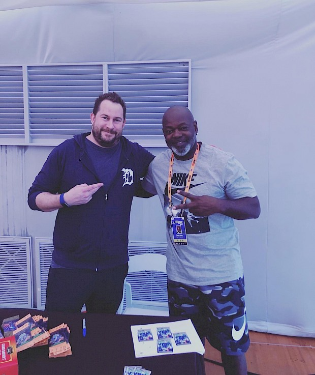 Emmitt Smith Private Signing
