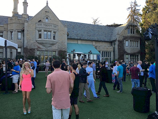 Corporate Event - Playboy Mansion