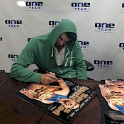 Michael Phelps Private Signing