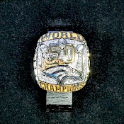Sports Memorabilia - Super Bowl Ring